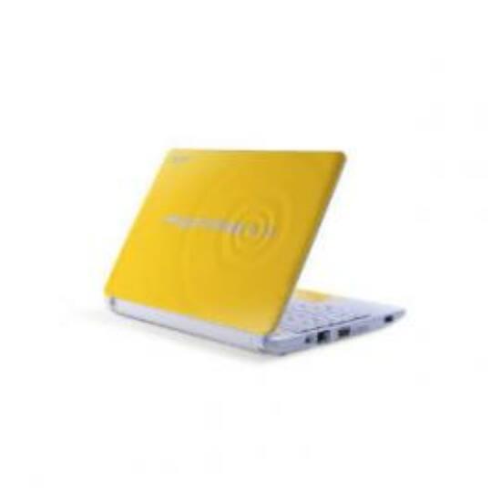 Acer Aspire ONE Happy Citrom W7